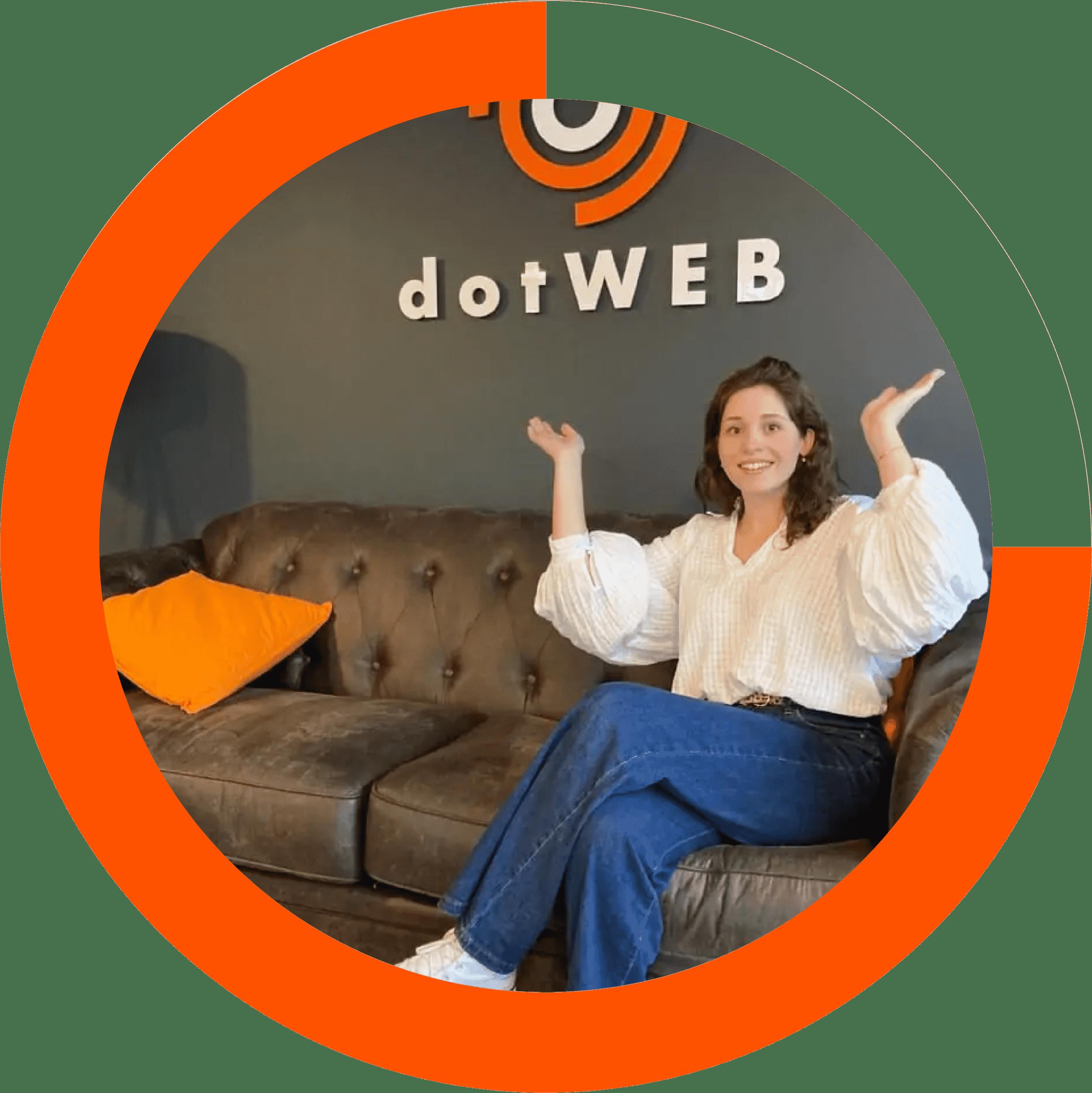 dotweb marketing Amélie Mols