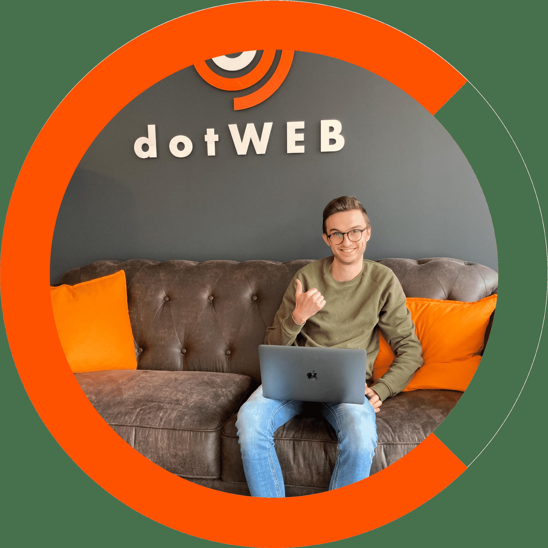 dotweb marketing Jef Peeters