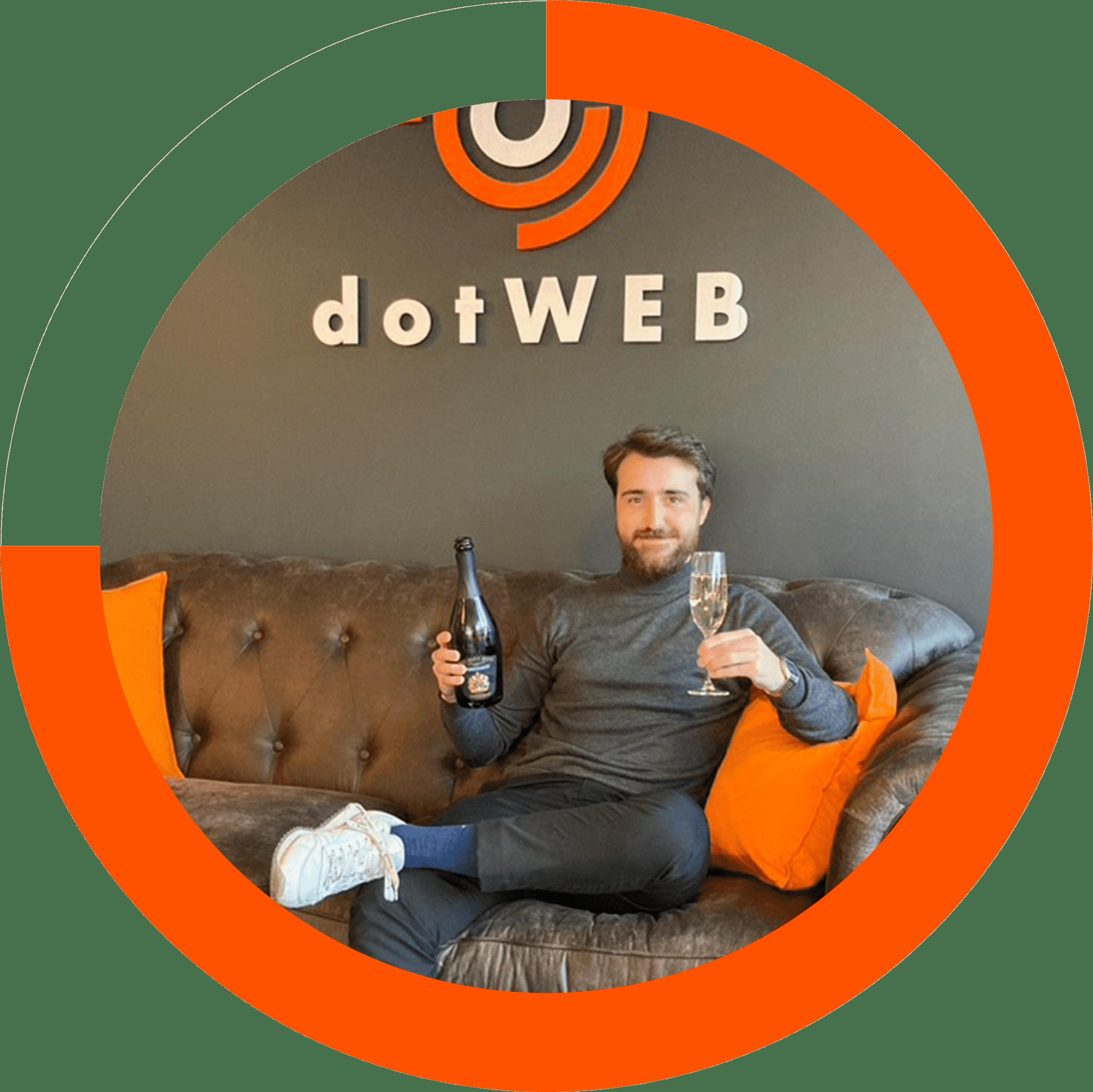 dotweb marketing Koen Bettens